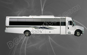 Party Bus service DC